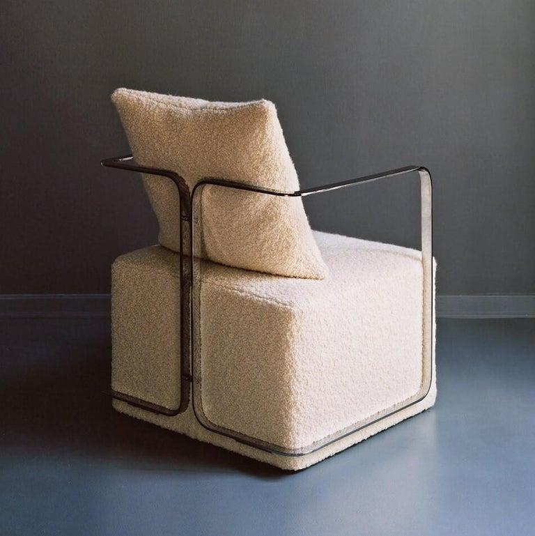 Modern Silla Armchair by Marta Sala Editions