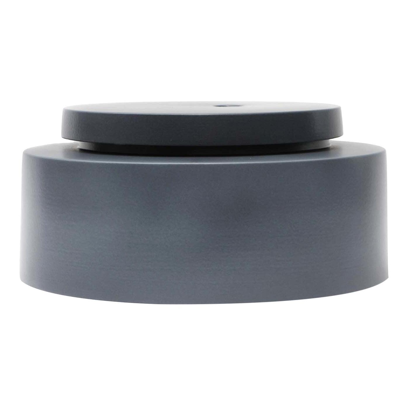 Silos Stackable Vase Gray
