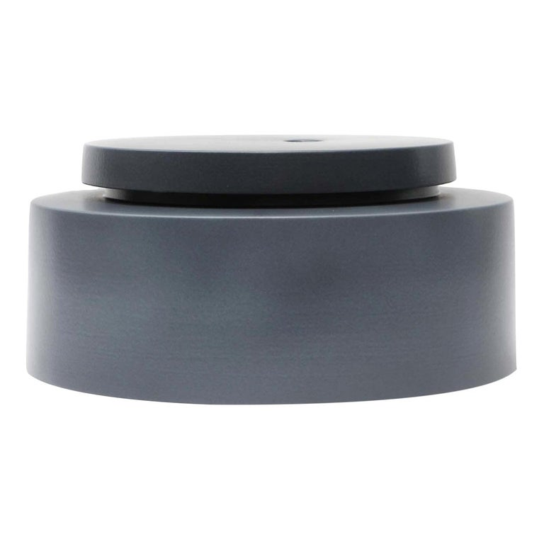 Silos Stackable Vase Gray For Sale