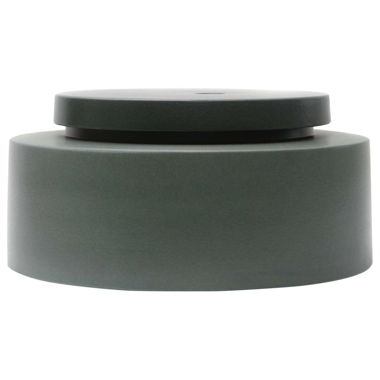 Silos Stackable Vase Green