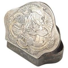 Silver Box, 19th-20th Century