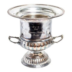 Antique English Silver Champagne Bucket