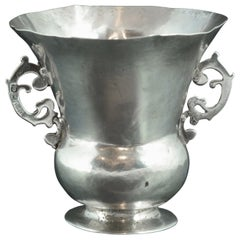 Silver Cup 'Bernegal' with Hallmarks, 17th-18th Century