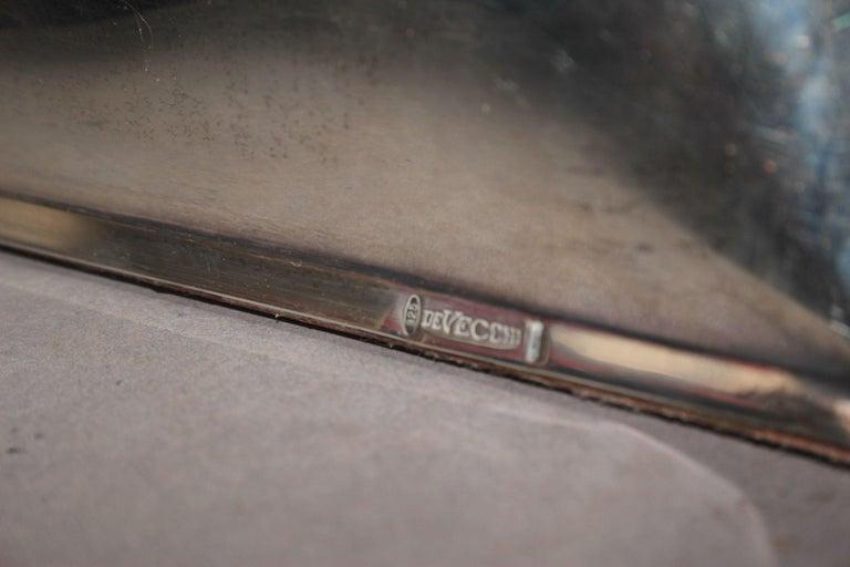 Silver De Vecchi Picture Frame In Fair Condition For Sale In Meyrin, CH