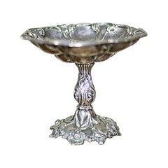 Silver Epergne, circa 1852
