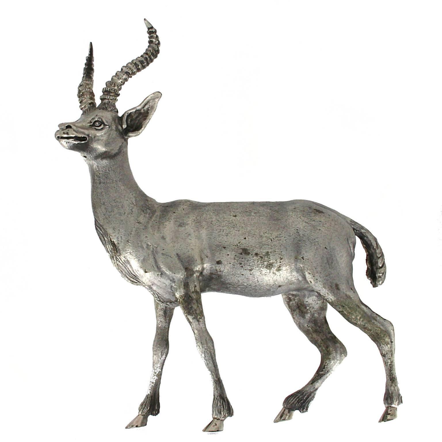 gazelle silver