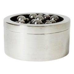 Silver Jar from Atelier Borgila