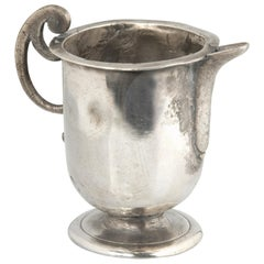 "Silver ""jarra de pico"" 'spanish jar', Spain, 17th Century"