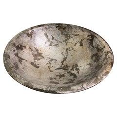 Silver Leaf Centerpiece