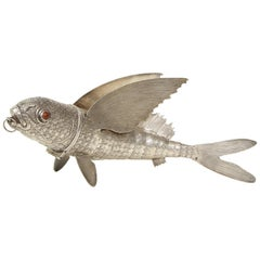Silver Model of a Searobin