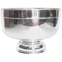 Silver Plated Champagne Bowl