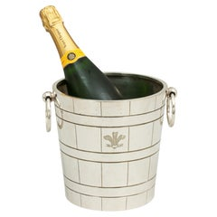 Silver Plated Ice Bucket by Turner of London