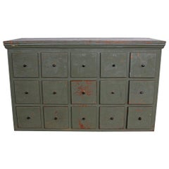 Silver Sage Apothecary Cabinet