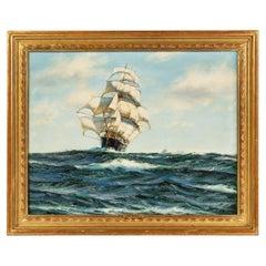 'Silver Seas' by Henry Scott