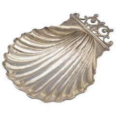 Silver Shell, Toledo, Spain, circa Mid-18th Century