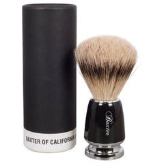 Silver Tip Badger Shave Brush by Baxter of California