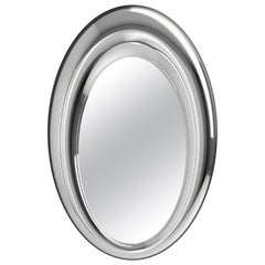 Silvered Pearl Mirror