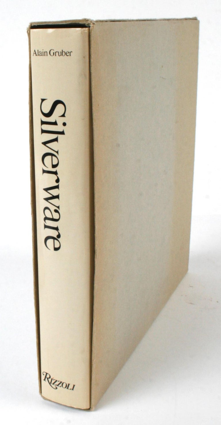 Silverware by Alain Gruber, First Edition Book For Sale 14
