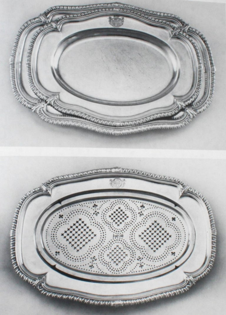 Paper Silverware by Alain Gruber, First Edition Book For Sale