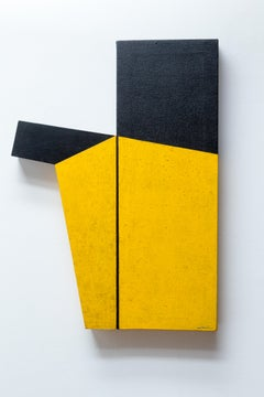 Detour (Series Irregulars II) by Spanish artist, Silvia Lerin