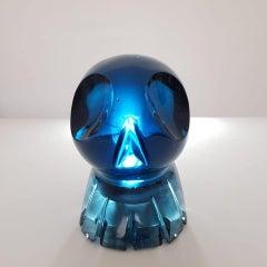 Silvino Lopeztovar, Alieno, rock crystal, 2018