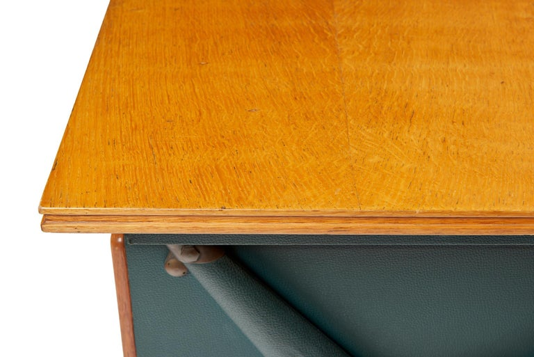 Silvio Berrone, Desk from the Bialetti Building, 1955–1956 For Sale 4