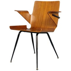 Silvio Cavatorta Desk Chair