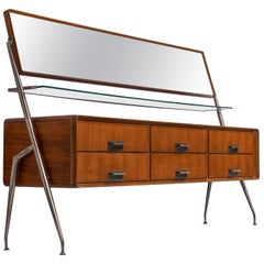 Silvio Cavatorta Mirror Sideboard