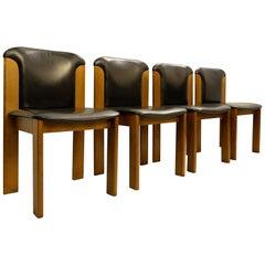 Silvio Coppola Dining Chairs, Set of 4