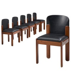 Silvio Coppola Set of Six Dining Chairs