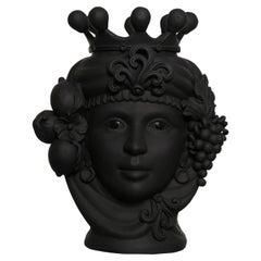 Simetide Head Vase