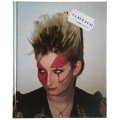 Simon Barker, Punk's Dead, Signed