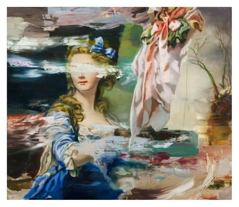 Simon Casson Figurative Painting - Vurdur