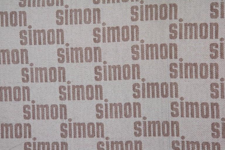 Simon Gavina Black Lacquer Sofa Sette Pink Velvet, Italy, 1970s For Sale 3