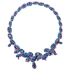 Simon Harrison Kahlo Necklace Ombre