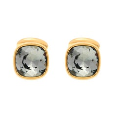 Simon Harrison Lauren Crystal Cufflinks