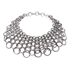 Simon Harrison Orleans Small Chain Mail Necklace