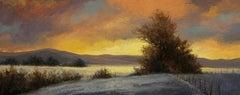 Winter in Color (landscape, winter, snow, dusk)