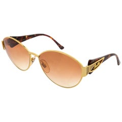 Simonetta Ravizza by Annabella 80s oversized vintage sunglasses