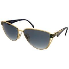Simonetta Ravizza Oversized Vintage Sunglasses