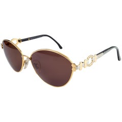 Simonetta Ravizza vintage sunglasses with stones