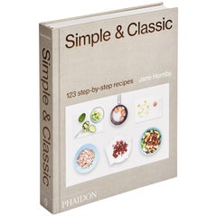 """Simple & Classic 123 step-by-step recipes"" Book"