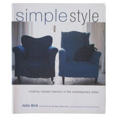 Simple Style Paperback Book by Julia Bird
