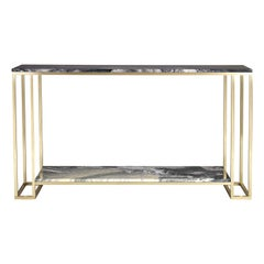 Simply Console Table