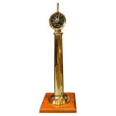 Simpson Lawrence Brass Engine Order Telegraph