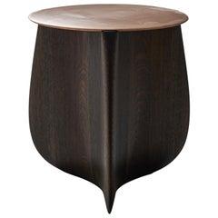 Sine Solid Hardwood Side Table by Izm Design