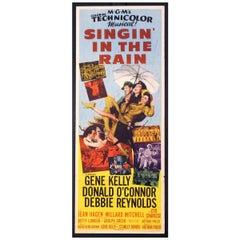Singin' In The Rain '1952' Poster