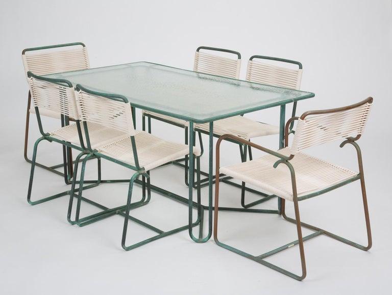 Single Dining Armchair by Walter Lamb for Brown Jordan 3
