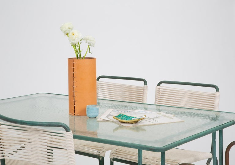Single Dining Armchair by Walter Lamb for Brown Jordan 6