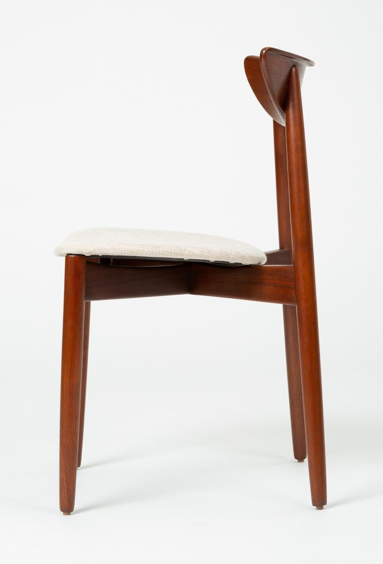 20th Century Single Dining or Accent Chair by Harry Østergaard for Randers Møbelfabrik For Sale